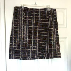 Anthropologie skirt size xl